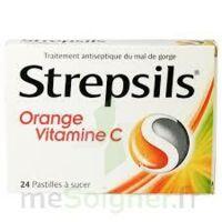 Strepsils Orange Vitamine C, Pastille à JUAN-LES-PINS