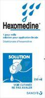 Hexomedine 1 Pour Mille S Appl Loc Fl/250ml à JUAN-LES-PINS