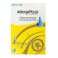 Allergiflash 0,05 %, Collyre En Solution En Récipient Unidose à JUAN-LES-PINS