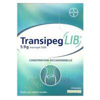 Transipeglib 5,9g Poudre Solution Buvable En Sachet 14 Sachets à JUAN-LES-PINS