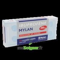 Ibuprofene Mylan 200 Mg, Comprimé Enrobé B/30 à JUAN-LES-PINS