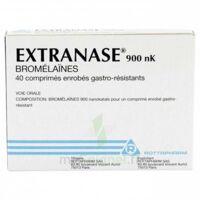 Extranase 900 Nk, Comprimé Enrobé Gastro-résistant à JUAN-LES-PINS