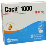 Cacit 1000 Mg, Comprimé Effervescent à JUAN-LES-PINS
