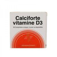 Calciforte Vitamine D3, Comprimé Plq/60cp à JUAN-LES-PINS