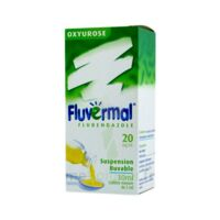 Fluvermal 2 % Susp Buv Fl/30ml à JUAN-LES-PINS