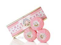 Savon Doux Parfumé Rose Coffret à JUAN-LES-PINS