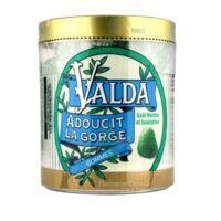 Valda Gommes Menthe Eucalyptus 160 G à JUAN-LES-PINS