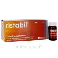 Ristabil Anti-fatigue Reconstituant Naturel B/10 à JUAN-LES-PINS