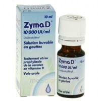 Zymad 10 000 Ui/ml, Solution Buvable En Gouttes à JUAN-LES-PINS