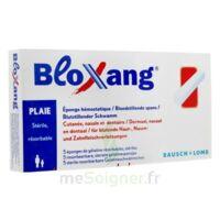 Bloxang Eponge De Gélatine Stérile Hémostatique B/5 à JUAN-LES-PINS