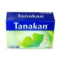 Tanakan 40 Mg, Comprimé Enrobé Pvc/alu/90 à JUAN-LES-PINS