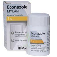 Econazole Mylan 1 % Pdr Appl Cut Fl/30g à JUAN-LES-PINS