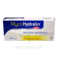 Mycohydralin 500 Mg, Comprimé Vaginal à JUAN-LES-PINS