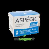 Aspegic 500 Mg, Poudre Pour Solution Buvable En Sachet-dose 20 à JUAN-LES-PINS