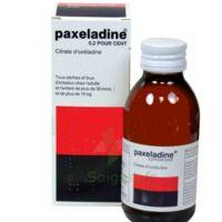 Paxeladine 0,2 Pour Cent, Sirop à JUAN-LES-PINS
