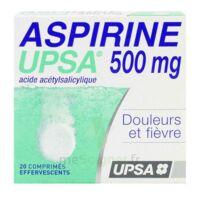Aspirine Upsa 500 Mg, Comprimé Effervescent à JUAN-LES-PINS