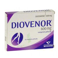 Diovenor 600 Mg, Comprimé Pelliculé à JUAN-LES-PINS