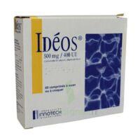 Ideos 500 Mg/400 Ui, Comprimé à Sucer Ou à Croquer à JUAN-LES-PINS