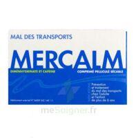 Mercalm, Comprimé Pelliculé Sécable à JUAN-LES-PINS