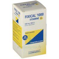 Fixical Vitamine D3 1000 Mg/800 U.i., Comprimé Pilul/30 à JUAN-LES-PINS