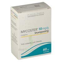 Mycoster 10 Mg/g Shampooing Fl/60ml à JUAN-LES-PINS