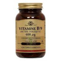Solgar Vitamine B9 (acide Folique) 400 µg Tablets à JUAN-LES-PINS