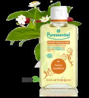 Puressentiel Articulations & Muscles Huile De Massage Bio** Effort Musculaire - Arnica - Gaulthérie - 100 Ml à JUAN-LES-PINS