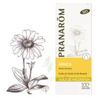 Pranarom Huile De Macération Bio Arnica 50ml à JUAN-LES-PINS