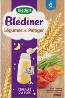 Blédina Blédîner Céréales Légumes Du Potager 240g à JUAN-LES-PINS