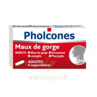 Pholcones Bismuth Adultes, Suppositoire à JUAN-LES-PINS