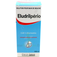 Eludrilperio 0,2 %, Solution Pour Bain De Bouche à JUAN-LES-PINS