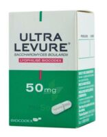 Ultra-levure 50 Mg Gélules Fl/50 à JUAN-LES-PINS