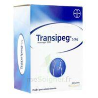 Transipeg 5,9g Poudre Solution Buvable En Sachet 20 Sachets à JUAN-LES-PINS