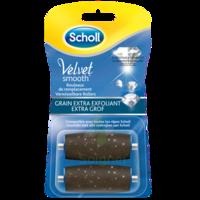 Scholl Velvet Smooth Rouleaux De Remplacement  Grain Extra Exfoliant à JUAN-LES-PINS