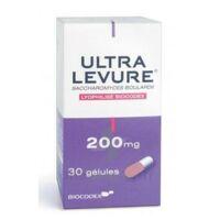 Ultra-levure 200 Mg Gélules Fl/30 à JUAN-LES-PINS