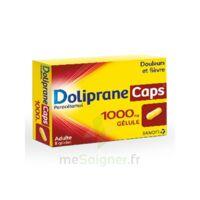 Dolipranecaps 1000 Mg Gélules Plq/8