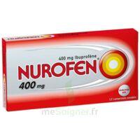 Nurofen 400 Mg Comprimés Enrobés Plq/12 à JUAN-LES-PINS