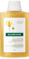 Klorane Capillaires Ylang Shampooing à La Cire D'ylang Ylang 200ml