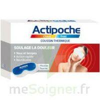 Actipoche Masque Thermique Yeux Et Tempes B/1 à JUAN-LES-PINS
