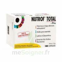 Nutrof Total Caps Visée Oculaire B/180 à JUAN-LES-PINS