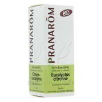Huile Essentielle Eucalyptus Citronne Bio Pranarom 10 Ml à JUAN-LES-PINS