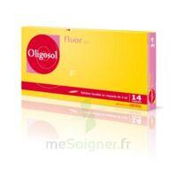 Oligosol Fluor Solution Buvable En Ampoule 14amp/2ml à JUAN-LES-PINS