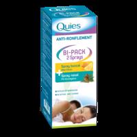Quies Bi-pack 2 Sprays Buccal Et Nasale Anti-ronflement à JUAN-LES-PINS