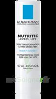 Nutritic Stick Lèvres Sèche Sensibles Etui/4,7ml