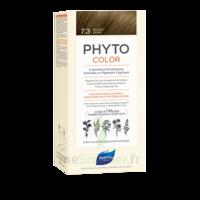Phytocolor Kit Coloration Permanente 7.3 Blond Doré à JUAN-LES-PINS