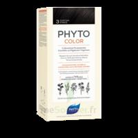 Phytocolor Kit Coloration Permanente 3 Châtain Foncé à JUAN-LES-PINS