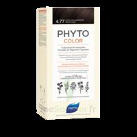 Phytocolor Kit Coloration Permanente 4.77 Châtain Marron Profond à JUAN-LES-PINS