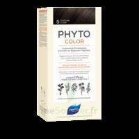 Phytocolor Kit Coloration Permanente 5 Châtain Clair à JUAN-LES-PINS