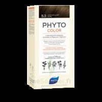 Phytocolor Kit Coloration Permanente 5.3 Châtain Clair Doré
