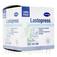 Lastopress® Bande De Compression Cohésive 7 Cm X 3 Mètres - Coloris Chair à JUAN-LES-PINS